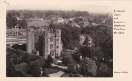 England Warwick Kenilworth Castle Ministry Of Works
