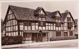 England Stratford On Avon Shakespeare's Birthplace Photo - Stratford Upon Avon