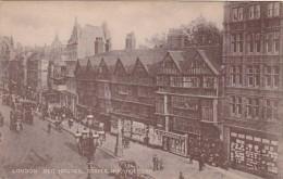 England London Holburn Old Houses Staple Inn