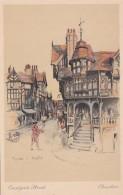 England Chester Eastgate Street Signed Bates