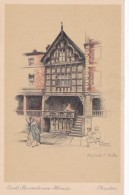 England Chester God's Providence House Signed Bates