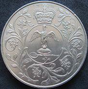Great Britain UK 25 New Pence 1977 - 1971-… : Monedas Decimales