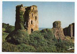 PLOUDALMEZEAU--Kersaint-Portsall-- Les Ruines Du Chateau De Trémazan - Ploudalmézeau