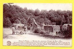 Habay-la-Neuve. Ruines Des Anciennes Forges Du Pont D'Oye. 1923 - Habay