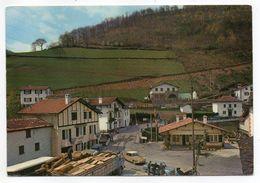 Espagne--VALCARLOS--Frontière Franco-Espagnole --Pont International--(voitures Dont Citroen DS) - Navarra (Pamplona)