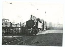 CPSM BVA - Arrivée D'un Train à Luxembourg Ville - Photo Bazin - Luxembourg - Ville