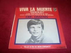 FILM  VIVA LA MUERTE  °  EKKOLEG    C'EST POUR MON PAPA  ERIC DAMAIN - Soundtracks, Film Music