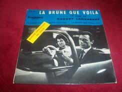 FILM  LA BRUNE QUE VOILA  DE ROBERT LAMOUREUX  MUSIQUE DE NORMAN MAINE ET HENRI BOUTAYRE - Soundtracks, Film Music