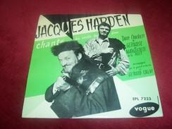 JACQUES HARDEN  CHANTE LES SUCCES DES FILMS  DAVY CROCKETT / CE QU'IL VOUS FAUT / CHANSON DE GERVAISE / LES AMOURS OUBLI - Soundtracks, Film Music