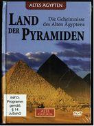 DVD  -  Land Der Pyramiden  -  Die Geheimnisse Des Alten Ägypten - Dokumentarfilme