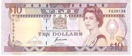 FIJI 10 DOLLARS 1992 PICK 94a UNC - Fiji