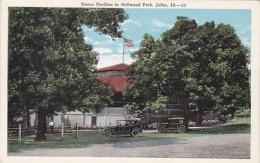 Illinois Joliet Dance Pavilion In Dellwood Park