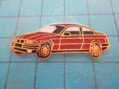 PIN915b Pin's Pins : AUTOMOBILES / GROSSE BMW ROUGE  , Rare Et De Belle Qualité !!! - BMW