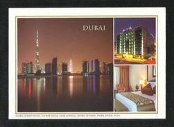 United Arab Emirates UAE Dubai Picture Postcard Flora Grand Hotel Dubai View Card - Dubai
