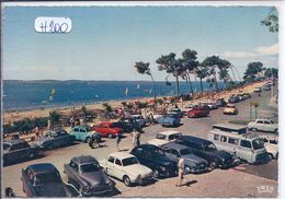 ARCACHON--PARC PEREIRE-LES BELLES VOITURES POPULAIRES ANNEES 60- DONT DAUPHINE- DS CITROEN-4 CV... - Arcachon