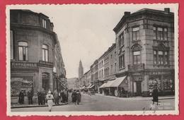 Charleroi - Rue Neuve ... Nombreux Magasins ... Belle Animation ( Voir Verso ) - Sambreville