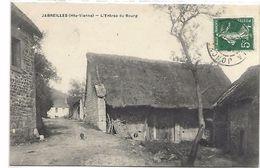 JABREILLES - L'entrée Du Bourg - France