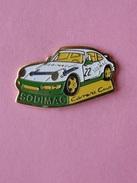 PIN'S  PORSCHE   SODIMAC - CARRERA CUP -  Automobile, Porsche  (8) - Porsche