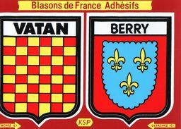 Thèmes > Non Classés  Adhésif Vatan Berry - Cartes Postales