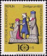 Berlin 1969, Mi. 352 ** - [5] Berlin