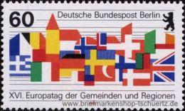 Berlin 1986, Mi. 758 ** - [5] Berlino