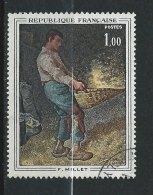 """FRANCE - N° 1672 - """"Le Vanneur""""  De Millet - O - Frankreich"""