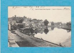 Saint-Léger-des-Vignes. - Canal Du Nivernais. - Autres Communes