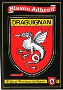 Thèmes > Non Classés  Adhésif Draguignan - Postcards
