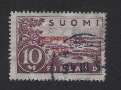 FINLAND 901 MICHEL 161 ZEPPELIN 1930 - Usados
