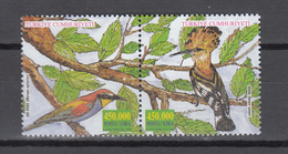Turkey 2001,2V,set,birds,vogels,vögel,oiseaux,pajaros,uccelli,aves(A3404) - Non Classés