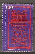 FRANCE    -   1998 .  Y&T N° 3132 Oblitéré Cachet Rond.   Assemblée Nationale. - France