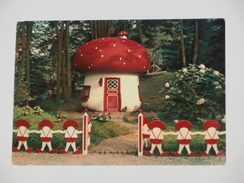 VERBANIA - Stresa - Villa Pallavicino - Parco Dei Bambini - Casa Funghetto - Mushroom House - Fungo / Funghi - Verbania