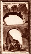 CHROMO IMAGE CHOCOLAT SUCHARD TUNISIE ZAGHOUAN AQUEDUC ROMAIN - Suchard