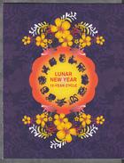 Australia Christmas Island 2013,13V In Block/folder,lunar New Year,zodiac Symbols,sterrebeelden,sternzeichen (C260) - Astrologia