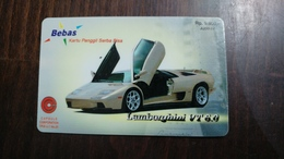 Indonesia-bebes-lamborghini Vt 6.0-(rp.9.900)-used Card - Voitures