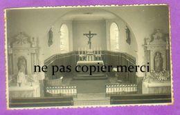 PIERREPONT - Carte Photo Interieur De L' Eglise - Autres Communes
