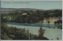 Geneve - Les Bords Du Rhone, La Jonction - GE Genf