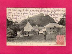 38 ISERE, Couvent De CHALAIS Sur VOREPPE, Animée, (A. V.) - Autres Communes