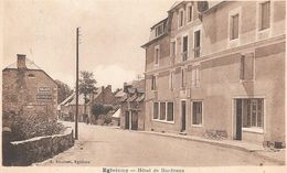 EGLETONS. Hotel De Bordeaux - Egletons