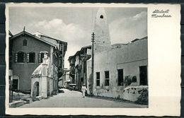 "CPSM S/w  AK Kenia Mombasa "" Altstadt Mombasa,belebt""1 Ak Blanco - Kenia"