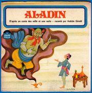 DISQUE 45 TOURS NEUF 1983 ALADIN CONTE DES MILLE ET UNE NUITS MON SITE Serbon63 DES MILLIERS D'OBJETS EN VENTES 27 - Enfants