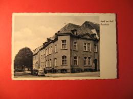 CPA  -   HOTEL AM WALL OSNABRUCK  -  228 - Osnabrück