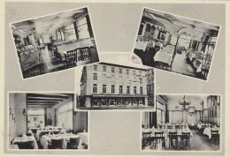 Belgique - Liège - Café Restaurant Tivoli-Bourse 4 Place Saint Lambert - 1962 - Luik