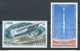 FRANCE 1977/79 . Poste Aérienne N°s 50 Et 52 Neufs ** (MNH) - Airmail