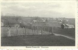 RAMONT-TENNEVILLE : Panorama - RARE CPA - Tenneville