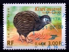 France, Bird, Southern Brown Kiwi, 2000, VFU - France