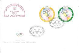 POSMARKET SUIZA - Invierno 2002: Salt Lake City - Paralympic