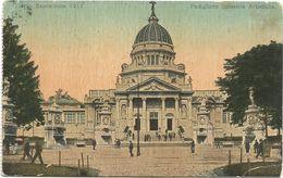 Z3853 Torino - Esposizione Internazionale 1911 - Padiglione Industrie Artistiche / Viaggiata 1911 - Expositions