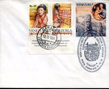 23304a  Venezuela  Fdc 1996.  Colon,  Columbus  Coulomb - Christophe Colomb
