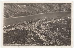 Bad Salzig Am Rhein Old Postcard Travelled 1940 B170810 - Allemagne